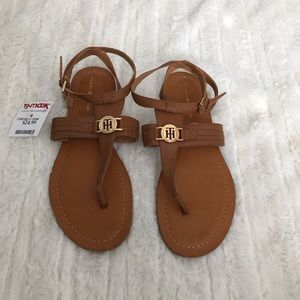 Tommy Hilfiger Sandals- NWT- Size 7